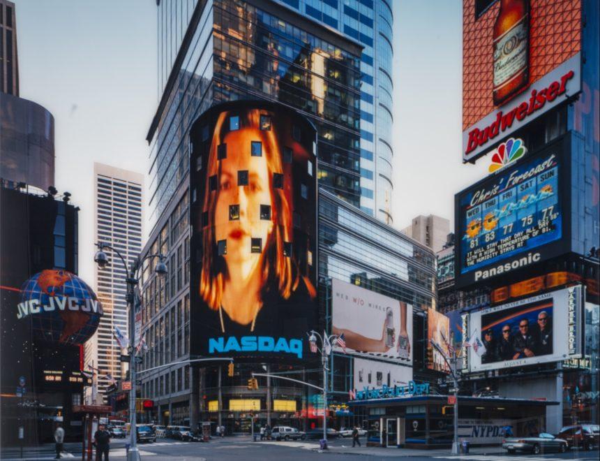Thomas Struth / Times Square, N.Y., 2000