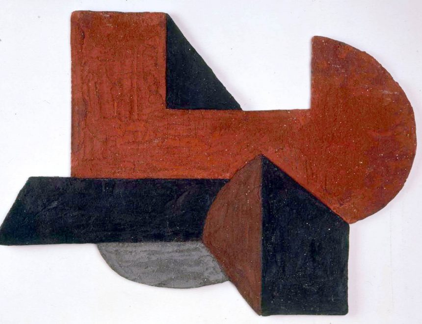 Raumkonstruktion nº 7, 1922