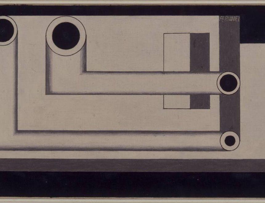 Abstraction en longitude, 1926-1928
