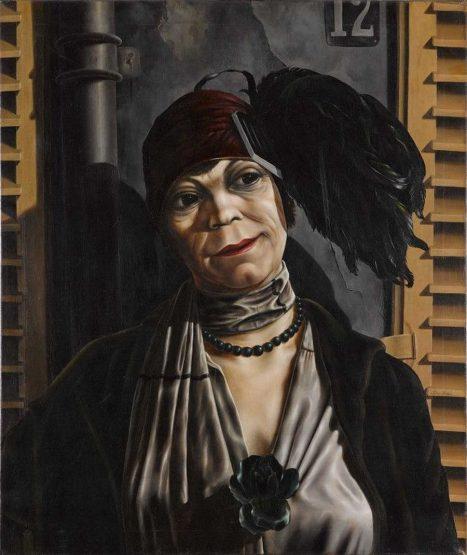 Pyke Koch / Bertha of Antwerp, 1931 © Kunstmuseum Den Haag, 2019