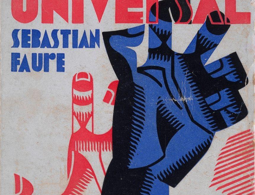 El dolor universal por Sebastián Faure