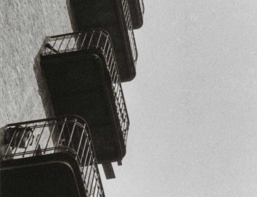 ALEXANDR RÓDCHENKO / Balcones, 1925. Archivo Lafuente