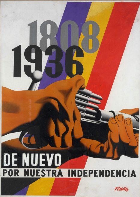 1808-1936 De nuevo por nuestra independencia