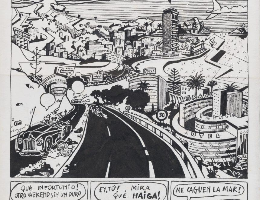 Mariscal / Nos vemos esta noche, nenas 1983