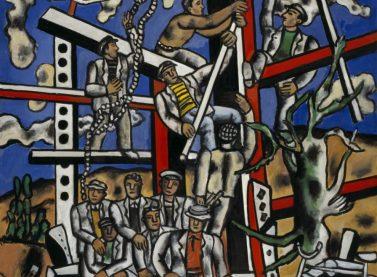 Fernand Léger / Étude pour