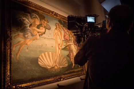 Documental Florencia y la Galería Uffizi