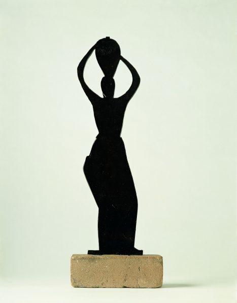 Mujer con ánfora II, 1929-1930