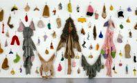 Les restes II, 2000. Annette Messager. Musée d'Art Contamporain du Val de Marne