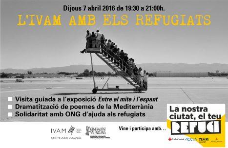 Invitació Refugiats