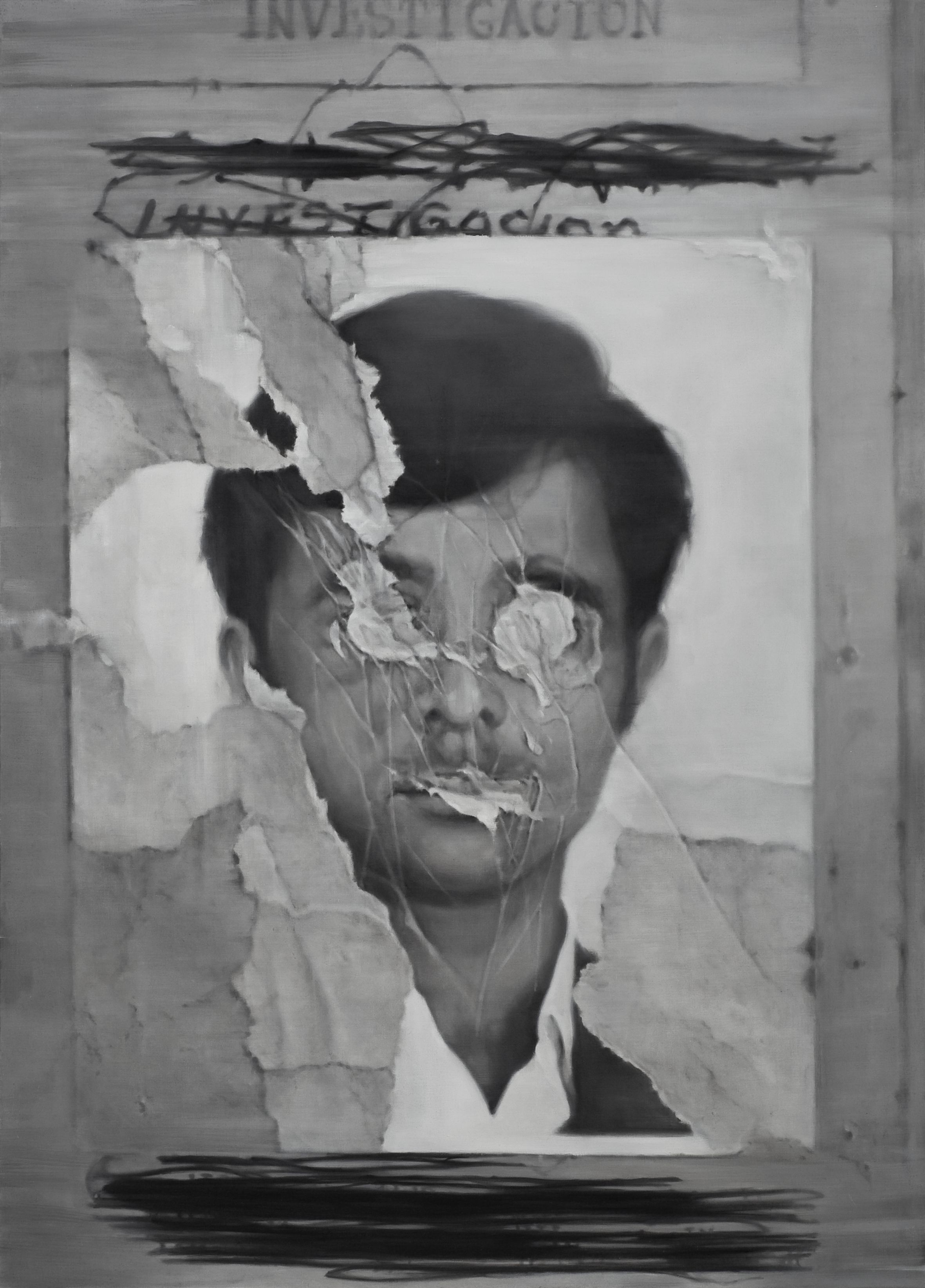 Chema López / Los años de plomo, 2012 (blanco y negro)