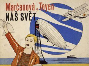 Toyen (Marie Cerminova) / Nás Svet (Nuestro mundo). Praga: Druzsrtevni prace DP, 1934